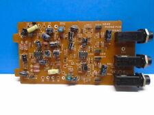 Teac X-2000 BL X-2000R BL X-2000M Original Head Phone PCB Assy 5200135700 Used