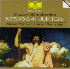 Wolfgang Amadeus Mozart Symphonie no 41 & 40, Jupiter Symphonie (CD) NM Disk