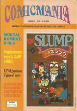 COMICMANIA n° 8 (Rock'n' Comics, 1995) fanzine fumetti