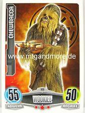 Force Attax Movie Card - Chewbacca #108
