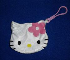 Hello Kitty coin purse make up bag keyring