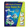 Creative Kits ~ Build & Play Digger or Tractor ~ Easy Knit Cat ~ Solar Power Kit