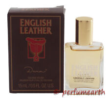 ENGLISH LEATHER BYDANA 0.50 /15 ML EAU DE COLOGNE OZ SPLASH  FOR MEN  NEW IN BOX