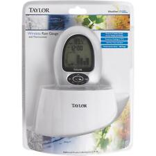 Taylor Wireless Rain Gauge