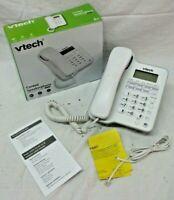 VTech Corded Speakerphone Caller ID Call Waiting Hands-Free Model CD1153