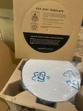 Sonos In Ceiling Speakers by Sonance 2 Speakers INCLGWW1 Opened BOX