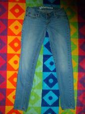 BULLHEAD jrs 1 Reg (26x31) HERMOSA Super Skinny Low Rise Designer Faded Jeans