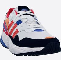 Adidas Originals Yung-96 Men's shoes size 10 raw white/shock red/easy orange