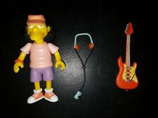 Simpsons Playmates Otto Action Figure COMPLETE NO BOX USED