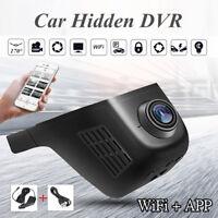 Car HD 1080P WIFI DVR Vehicle Camera Video Recorder Dash Cam Night Vision Sensor