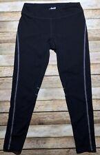 Jaco Clothing Womens Size XS Black Athletic Full-Length Leggings