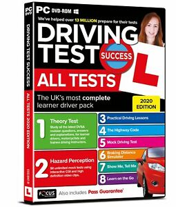 Driving Test Success All Tests PC 2021Edition Polish voice over (PC Disk)