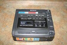 SONY GV-D200 DIGITAL8 Hi8 8MM VIDEO WALKMAN WORK GREAT FOR TRANSFER VIDEO TO DVD