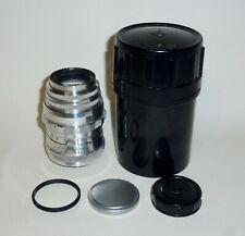 Industar-24M 3.5/105 M39 PORTRAIT LENS FOR SLR Zenit #001932+ring adapter M42