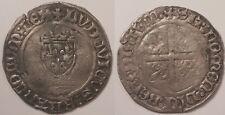 Louis XII (1498-1514), Douzain au porc-épic, pt 15° Rouen !!