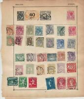holland stamps page ref 17589