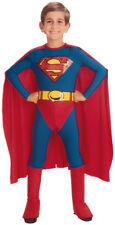 Superman Jumpsuit with Cape Child Boy's Costume - Toddler 2T-4T