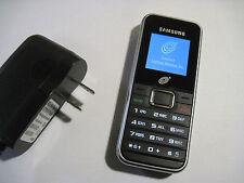 GOOD!!! Samsung SGH-S125g S125g Speaker Dualband GSM Texting TRACFONE Cell Phone