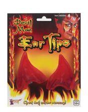 Devil Ear Tips Red