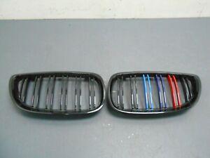 2011 08 09 10 12 13 BMW M3 E92 Kidney Grilles #8552