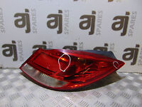 VAUXHALL INSIGNIA 2010 2.0 CDTI DRIVERS SIDE REAR LIGHT CLUSTER