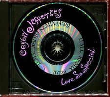 CEYBIL JEFFERIES - LOVE SO SPECIAL - PROMO USA CD MAXI [932]