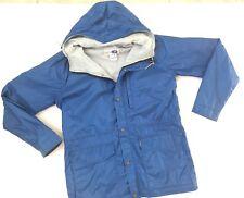 Vintage LanDav Designs Gore-tex Blue Shell Parka Jacket Mens Size M Portland OR