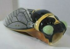 Hollow Ceramic Fly Insect Pottery Art Hanging Wall Decor Cavaillou - Signed