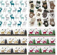 Decorazioni natalizie tovaglioli di carta per la tavola, tema natale