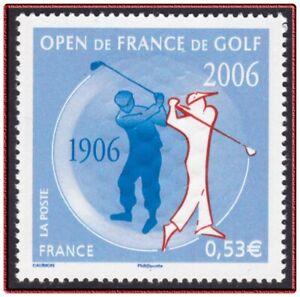 2006 FRANCE N°3935**  GOLF Open de France, FRANCE 2006 Soccer MNH