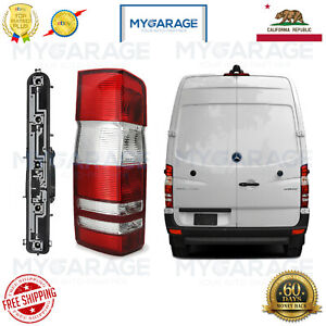 Rear Tail Light With Board for 2007 2018 Mercedes Dodge Sprinter Left Side