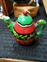 Mary Englebreit Collectible Teapot Candle