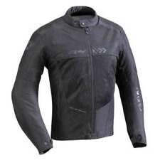 Blousons noirs textiles Ixon pour motocyclette