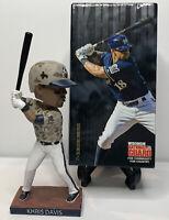 2014 MLB Baseball Milwaukee Brewers Khris Davis Bobblehead National Guard SGA