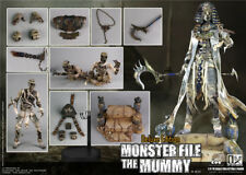 COOMODEL X OUZHIXIANG MF009 MONSTER FILE SERIES - MUMMY Deluxe Ver. In STOCK