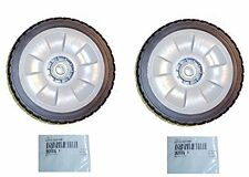 OEM Lawn Mower FRONT Wheel Set (2) Honda Mowers HRB 215 216 217 HRM215 HRT216