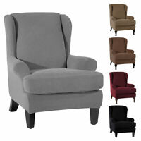 Couvertures sofa fauteuil à bras inclinable protecteur d'étirement inclinable ME
