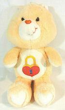 "VGC Vintage 1985 Kenner Care Bears Secret Bear 13"" Talking"