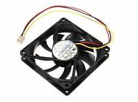 Boîtier de ventilateur de refroidissement d'ordinateur silencieux 5V 80x80x15mm
