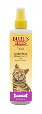 Burt's Bees for Pets for Cats Waterless Shampoo with Apple & Honey, Cats Ff7297