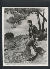 ROCK HUDSON IN 1800s COSTUME - 1953 SEA DEVILS -  LINEN-BACKED - RAOUL WALSH