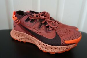 Nike Pegasus Trail 2 Mens Size 8 Trail Shoes CK4305 601 Canyon Rust/Mahogany