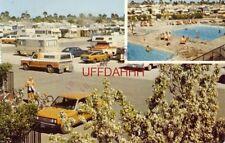 MESA VERDE TRAVEL TRAILER PARK, YUMA, AZ. 1980