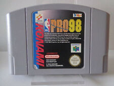 N64 juego-NBA pro 98 (módulo) (PAL) 10820025