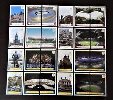 Panini UEFA Euro 2012 Poland/Ukraine Complete Stadiums and Host Cities (German)