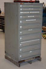 11-Drawer LYON Garage Shop Machinist Tool Tooling Storage Cabinet