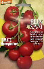 Tomate Monaymaker - Saatgut - Samen  - Demeter - aus biologischem Anbau