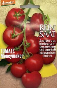 Tomate Monaymaker - Saatgut - Samen  - Demeter Tomatensamen Tomaten Bio Reinsaat