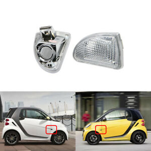 Clear OEM Side Marker Light For Smart Fortwo W451 MK1 & MKII 07-15 # A4519067700