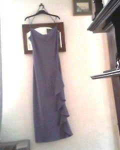 Debenhams Prom or Bridesmaid Dress Size 14, Purple  Free post